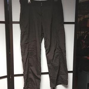 Exofficio nylon pants sz12